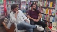 """Gli Actual presentano alla Mondadori di Aprilia il libro """"Noi, lei e Roma"""""""