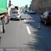 Incidente sulla Pontina all'altezza di Pomezia Nord, code in direzione Latina