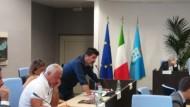 Graduatoria Progetto Ambiente: l'intervento dei Consiglieri La Pegna e Boi.