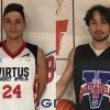 Due nuovi innesti per la Virtus Basket Aprilia