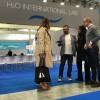 La società Acqualatina ad H2O, la Mostra Internazionale dell'Acqua
