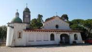 Viaggio nei luoghi della Battaglia di Aprilia: la Chiesa della Madonna del Buon Riposo