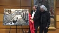 Presentato l'omaggio del Maestro Colagrossi a Totò