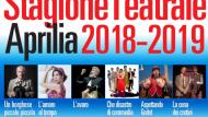 """Al via la nuova stagione teatrale 2018-2019 con """"Un borghese piccolo piccolo"""""""