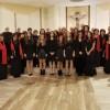 Il giovane coro apriliano Sunrise incanta la platea di Anzio