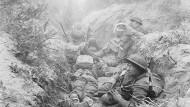 Viaggio nei luoghi della Battaglia di Aprilia: il periodo di stallo