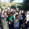 """Fase distrettuale di corsa campestre: vittoria per la scuola media """"A. Gramsci"""""""