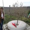 Il regista e produttore cinematografico Mancori omaggia i Caduti dello Sbarco