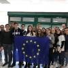 A scuola di… Europa. Lezioni e dibattito sull'Unione Europea al liceo Antonio Meucci