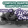 Campo di Carne, un monumento per Giorgio Buzzi a 25 anni dalla scomparsa