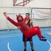 Samurai Basket, obiettivo playoff. Al primo canestro un peluche di solidarietà