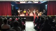 Alla scuola Garibaldi di Aprilia si studia il Rock con i Samofunk