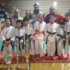 Trofeo Karate Tuscia, gli allievi del Maestro Amato fanno il pieno di medaglie