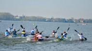 Canoa: conferme e sorprese per gli atleti della Marina militare ai campionati italiani di velocità.