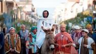 E' il giorno della Passione di Cristo dopo il forfait per grandine di domenica