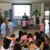 Vedere ed essere visti, sicurezza stradale tra i banchi della scuola Leda