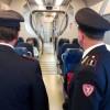 La Polizia Ferroviaria ha controllato quasi 15.000 persone nell'ultimo mese.