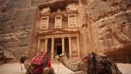 Petra, una meraviglia senza tempo