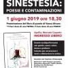 """""""SINESTESIA: poesie e contaminazioni."""" L'iniziativa presso il Mercato Coperto."""