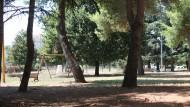 Campetti da calcio nella zona della Parrocchia Maria Madre della Chiesa.