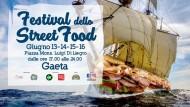 Festival dello Street Food a Gaeta dal 13 al 16 giugno.