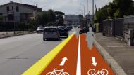 Presentata la domanda di finanziamento per le piste ciclabili.