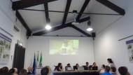 """Aprilia presente al convegno sugli """"schiavi di Hitler"""" a Roma."""