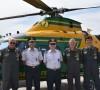 GdF, il Comandante Regionale Lazio Carbone in visita a Pratica di Mare.