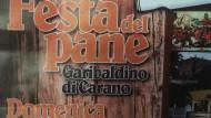 """Domani appuntamento con la """"Festa del Pane Garibaldino di Carano""""."""