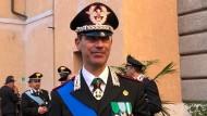 Il Generale dei Carabinieri Minicucci visita Latina e incontra le istituzioni.