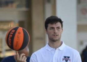 Intervista all'istruttore del Minibasket Virtus Aprilia Ugo Pesci.