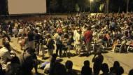 """""""Cinema sotto le stelle"""", questa sera la proiezione de """"Il primo re""""."""