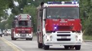 Incendio sulla SR148 Pontina: code in prossimità di Castel Romano.