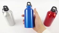 Stop plastica, si alle borracce in alluminio. La proposta di Aprilia Verde.