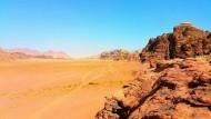 Wadi Rum: immenso e divino