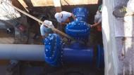 Proseguono i lavori alla rete idrica di Aprilia, Anzio e Nettuno