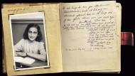 """""""Un ricordo per la pace"""", concorso nelle scuole in memoria di Anna Frank."""