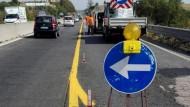 Pontina, ancora disagi: lavori di manutenzione fino all'11 ottobre.