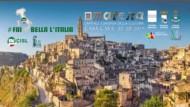 Matera 2019: nominata Capitale Europea della Cultura.