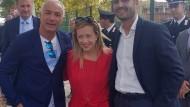 Fratelli d'Italia esprime orgoglio per la visita di Giorgia Meloni ad Aprilia.
