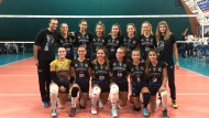 Sabato alle 18:30 l'esordio casalingo in Serie C per la Giò Volley.