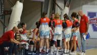 Sconfitta casalinga della Virtus Basket Aprilia contro il San Raffaele Roma.