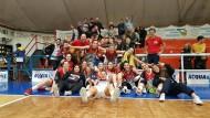 La Virtus Basket Aprilia torna a vincere.