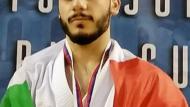Orgoglio apriliano: Emanuele Casilli campione del mondo di Karate.
