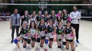 Volley, Cosmos Latina concede il bis contro Volley Friends Roma.
