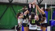 Cosmos Volley, l'U14 d'Eccellenza cala il tris con il Duemila 12.