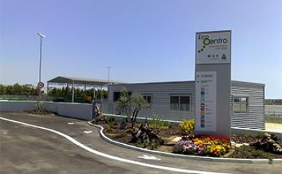 Ecocentro, via a raccolta sperimentale RAEE, ingombranti e oli vegetali.