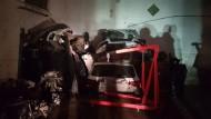 Auto di lusso e trattori fatti a pezzi e portati in Romania, 3 arresti ad Aprilia.