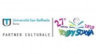 27° Volley Scuola-Trofeo Acea: l'Università San Raffaele è partner culturale della FIPAV Lazio.