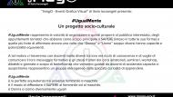 """""""ImagO – Eventi Grafica Visual"""" presenta #UgualMente."""